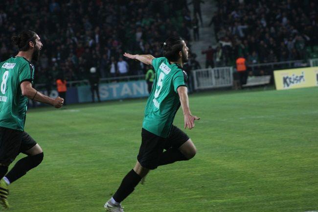 Sakaryaspor-Samsunspor maç özeti