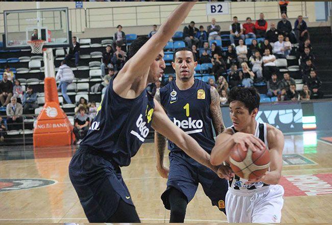 Sakarya Basket veda etti: 62-138