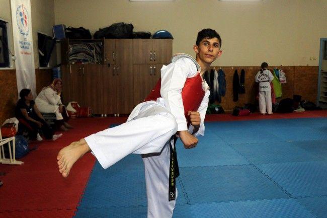 Faruk Korkmaz'ın hedefi şampiyonluk