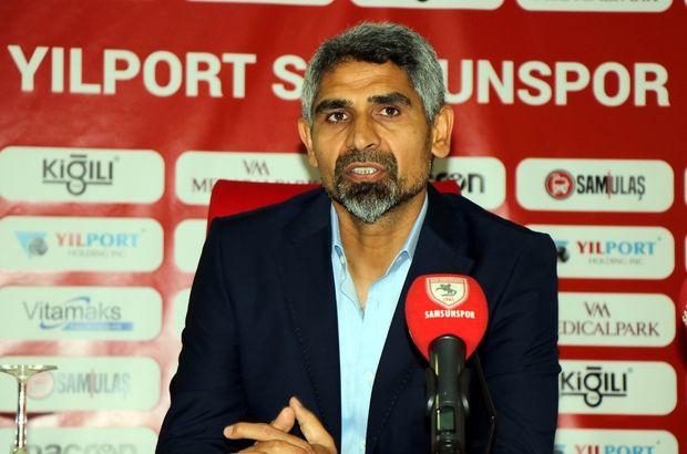 Samsunspor Teknik Direktörü: 'Ben de anlamadım'