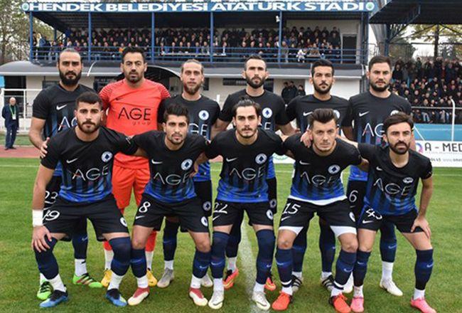 Hendekspor'da kriz! Futbolculardan açıklama