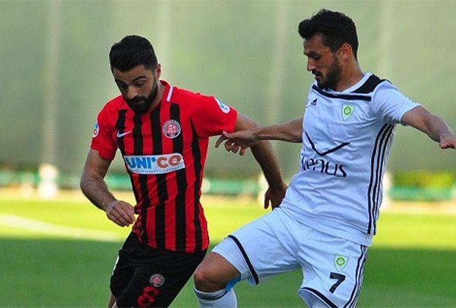 Karagümrük Manisaspor BŞ'yi 2-0'la geçti
