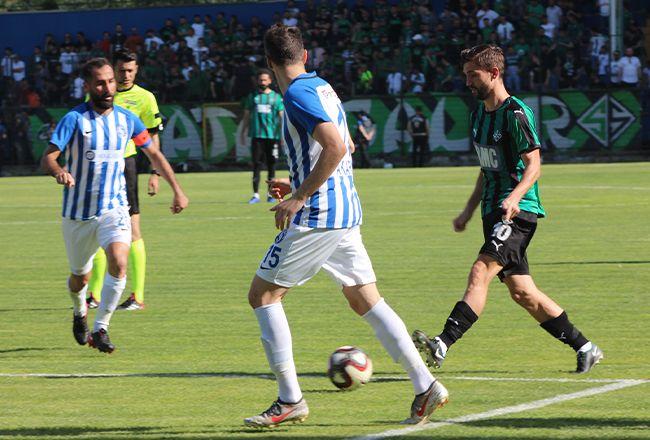 Sarıyer-Sakaryaspor maç özeti: 0-0