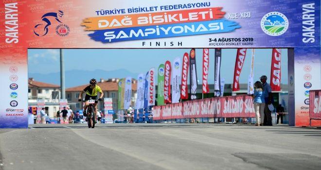 Yenikent'te Türkiye Dağ Bisikleti Şampiyonası heyecanı