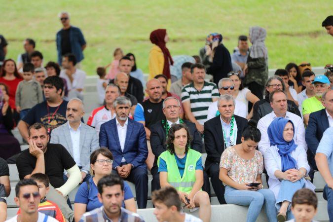 Türkiye Dağ Bisikleti Şampiyonası sona erdi
