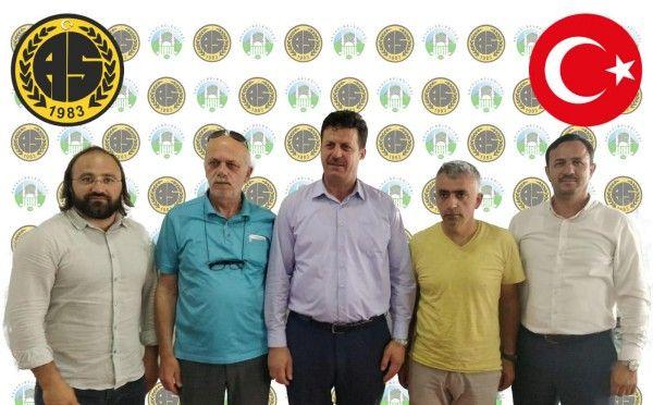 As Akyazı Spor'da beklenen görüşme gerçekleşti
