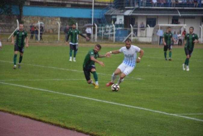 Sakaryaspor, Hendekspor'u 2-1 ile geçti