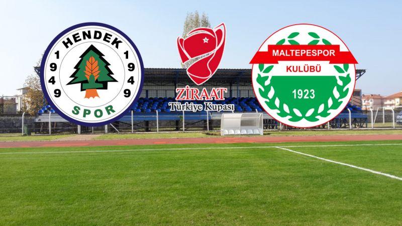Hendekspor'un kupadaki rakibi belli oldu