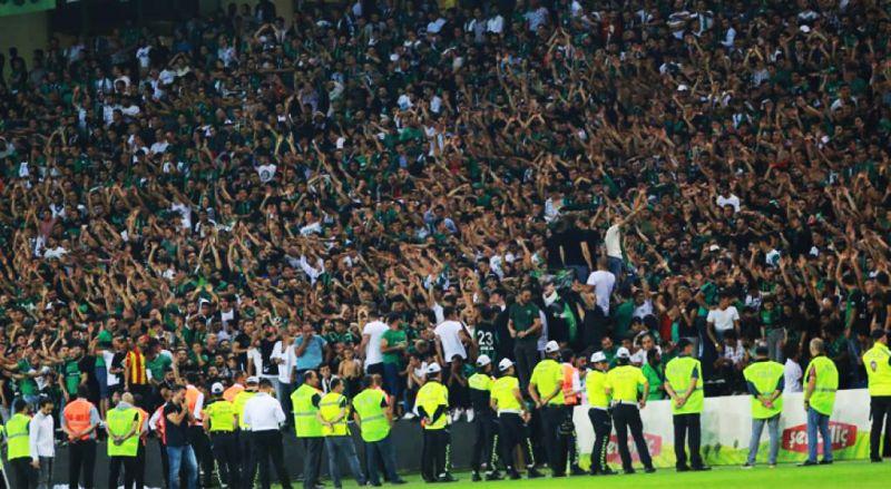 Kocaelispor maç gelirine icra şoku!