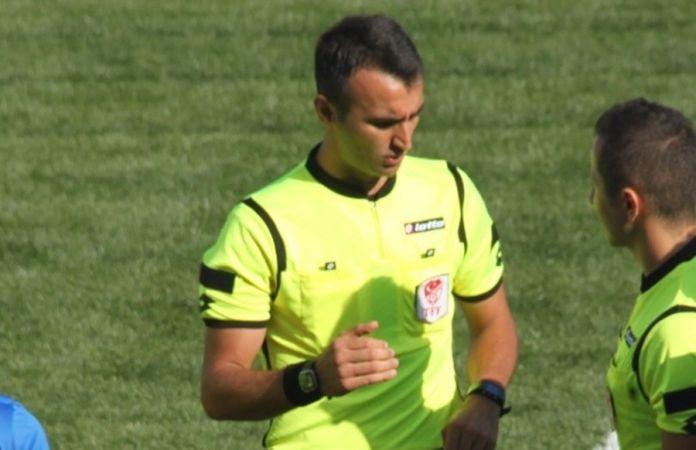 Gazişehir Gaziantep- Gençlerbirliği maçında Karaoğlan düdük çalacak