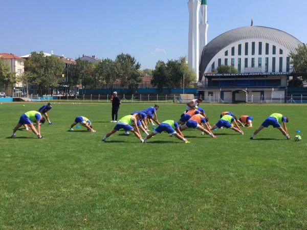 Hendekspor, Maltepe maçının hazırlıklarını tamamladı