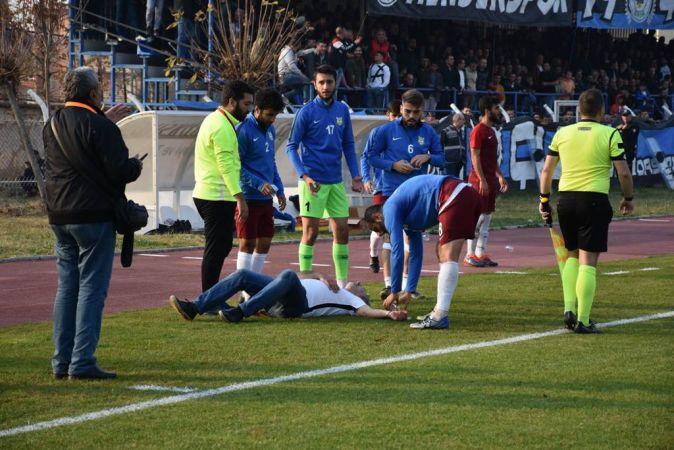 Hendekspor Sahasında Kayıp 0-1