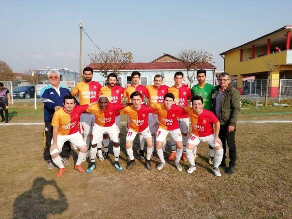 Akova Barışspor Yuvalakspor Engelini 5 Golle Aştı