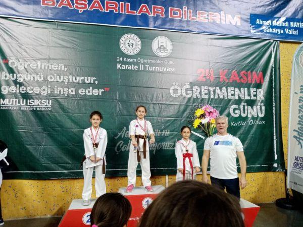 Serdivanlı Karatecilerden bir başarı daha