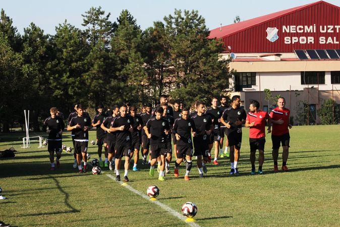Sakaryaspor'un Kastamonu kadrosu açıklandı