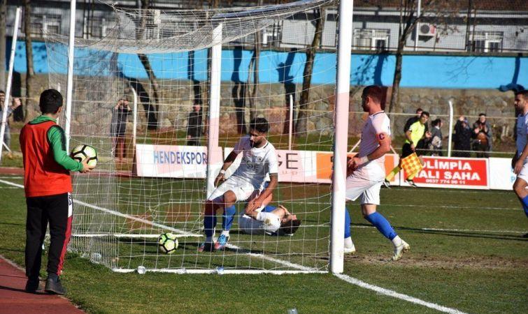 Sakarya derbisinde maç skoru..2-2