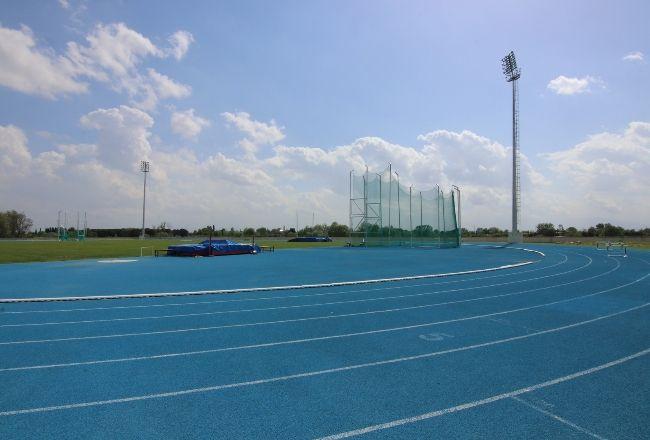 Spor tesislerinin onarımları tamamlandı