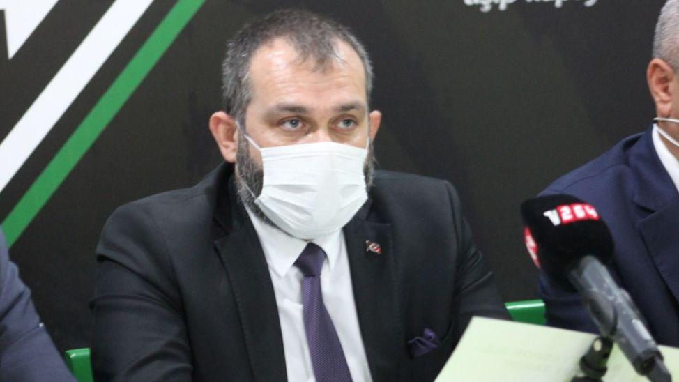 Başkan Cevat Ekşi, mali bütçeyi açıkladı