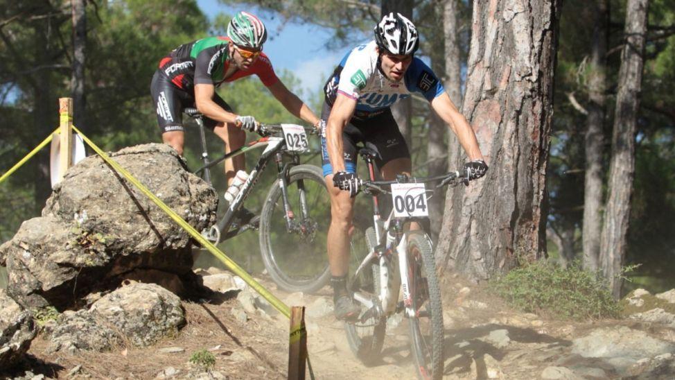 Dünya Dağ Bisikleti Maraton Şampiyonası'na yoğun ilgi