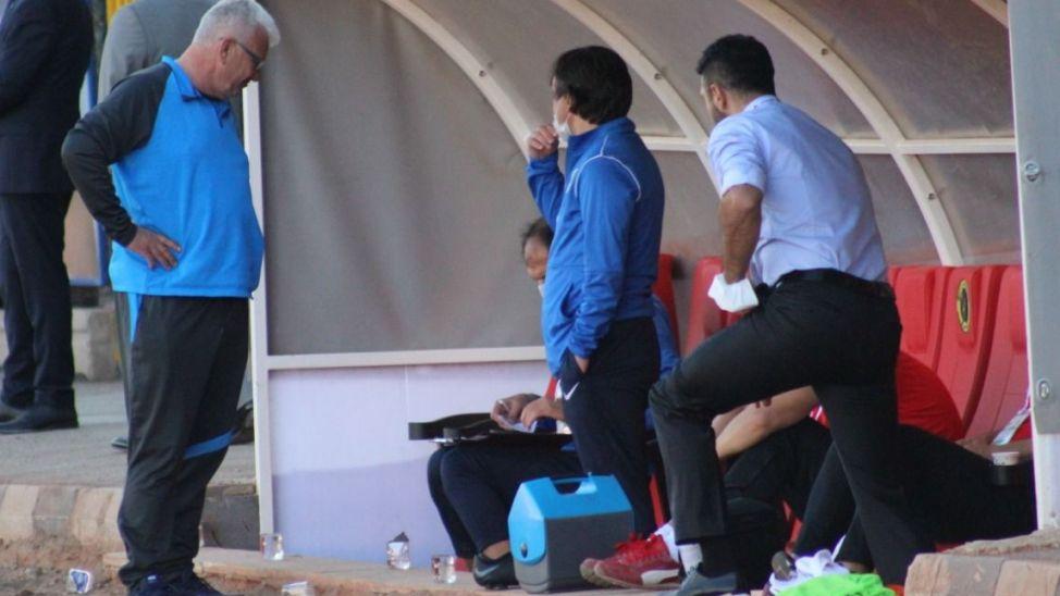 Ertekin'in kaderi Pazarspor maçına bağlı!