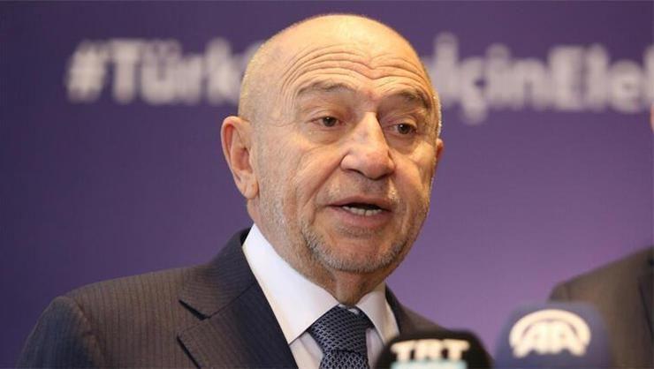 TFF Başkanı Özdemir açıkladı! Maçlar seyircili mi?