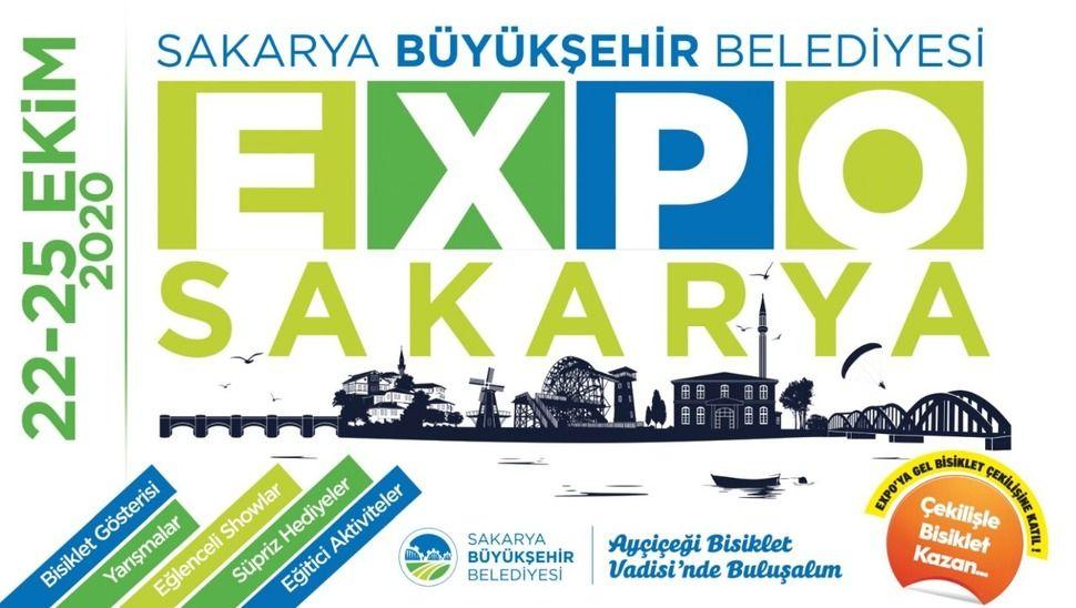 EXPO Sakarya şehrin dünya tanıtımına katkı sunacak