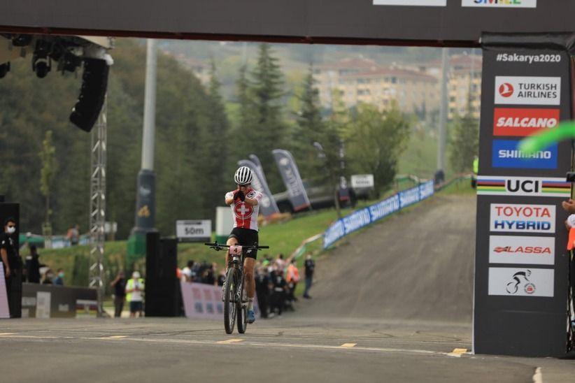 UCI Dünya Dağ Bisikleti Maraton Şampiyonası sona erdi