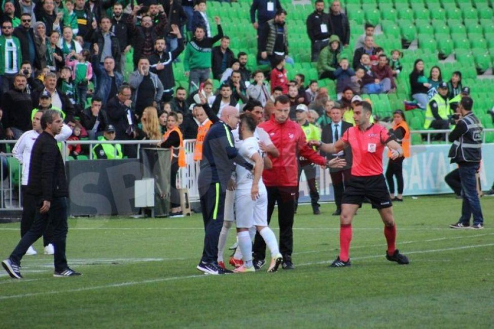 Sivas Belediye maçının hakemi belli oldu