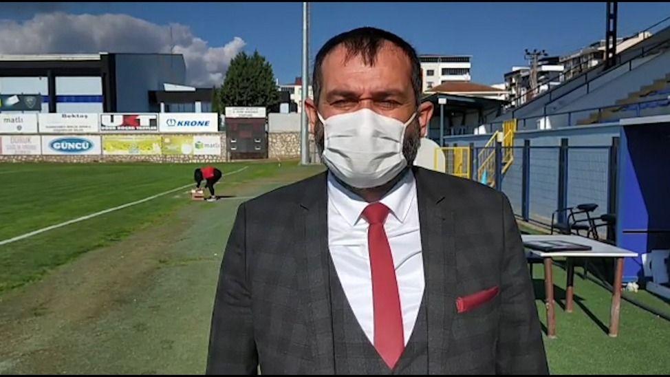 Ekşi:'Gerçek Sakaryaspor'u gördük'