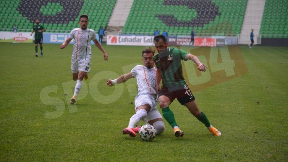 Sakaryaspor-Mamak FK maçının özeti! 3-1