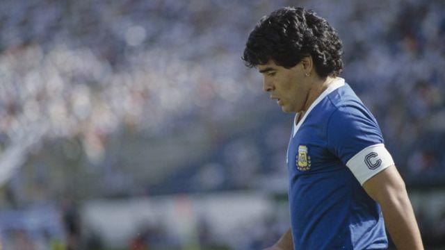 TFF'den Maradona kararı! Bütün maçlarda...