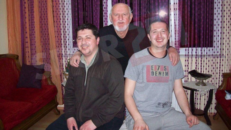 Sakaryaspor'un eski oyuncusu Baba Recep yoğun bakıma alındı!