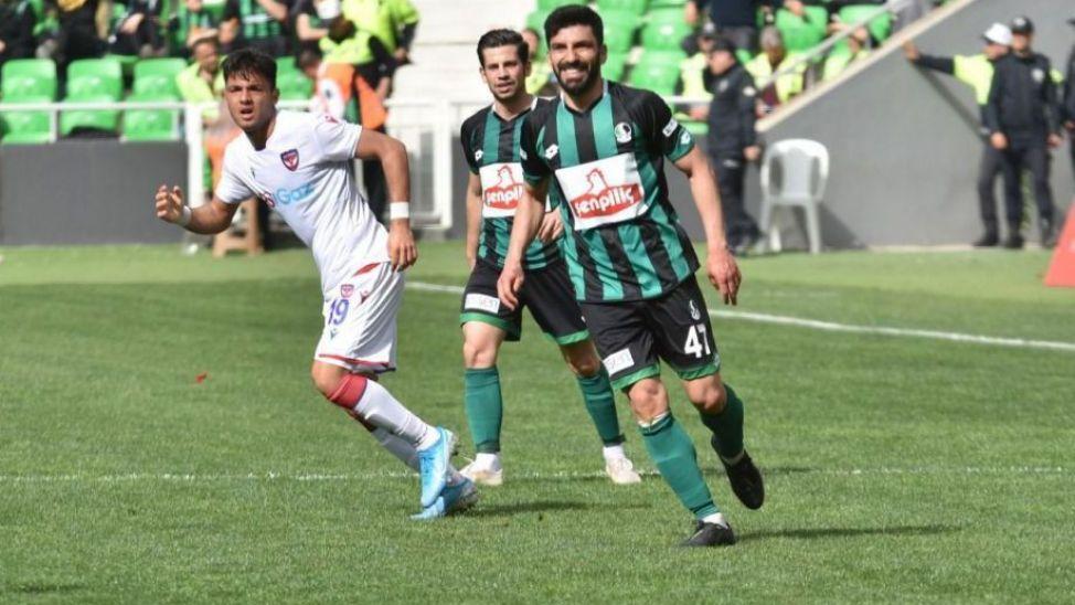 Azad Filiz Turgutluspor maçında oynayamayacak