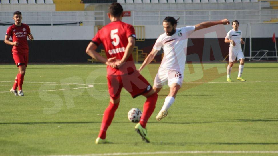 Etimesgut Bld-Sakaryaspor Maçının Özeti: 0-1