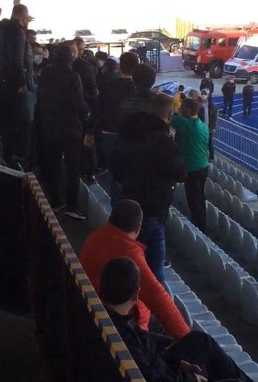 Eyüpspor maçında pandemiye rağmen seyirci rekoru kırıldı!