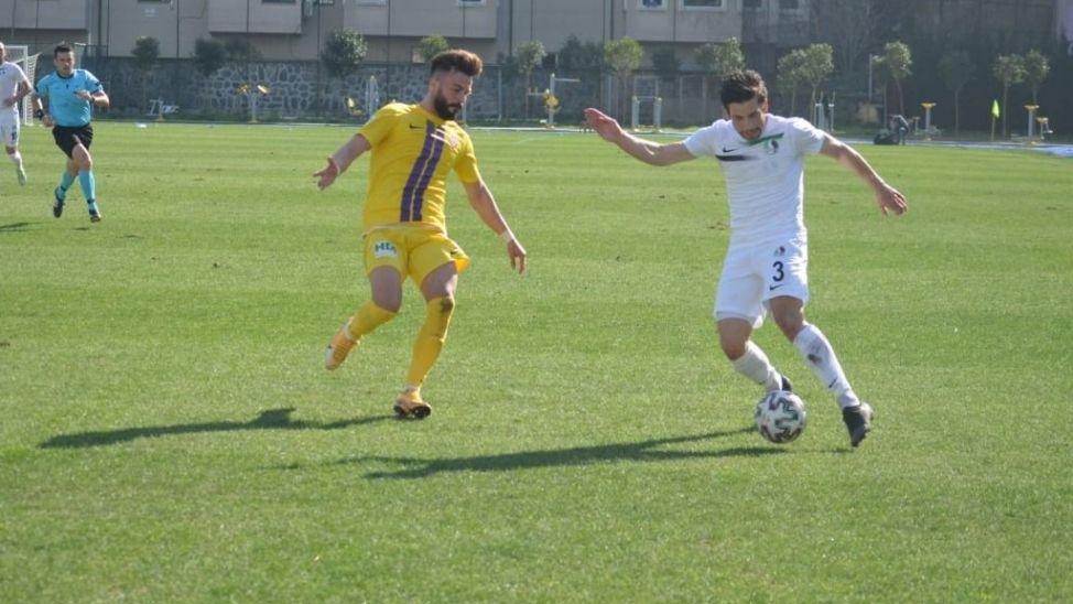 Eyüpspor-Sakaryaspor maç özeti