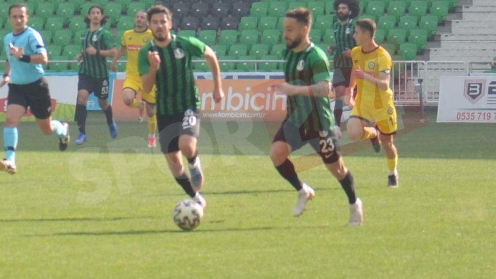 Mehmet Boztepe asistle döndü