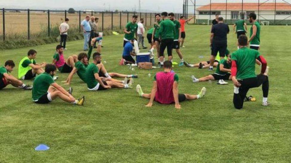 """""""Sakaryaspor karşısında takım olarak kenetlendik"""""""