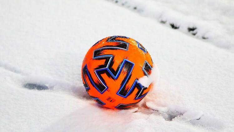 Kırklareli'nde maç saati yoğun kar yağışı bekleniyor