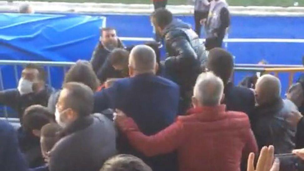 Tahkim Kurulu Eyüpspor'a 'Hayır' dedi cezaları onayladı