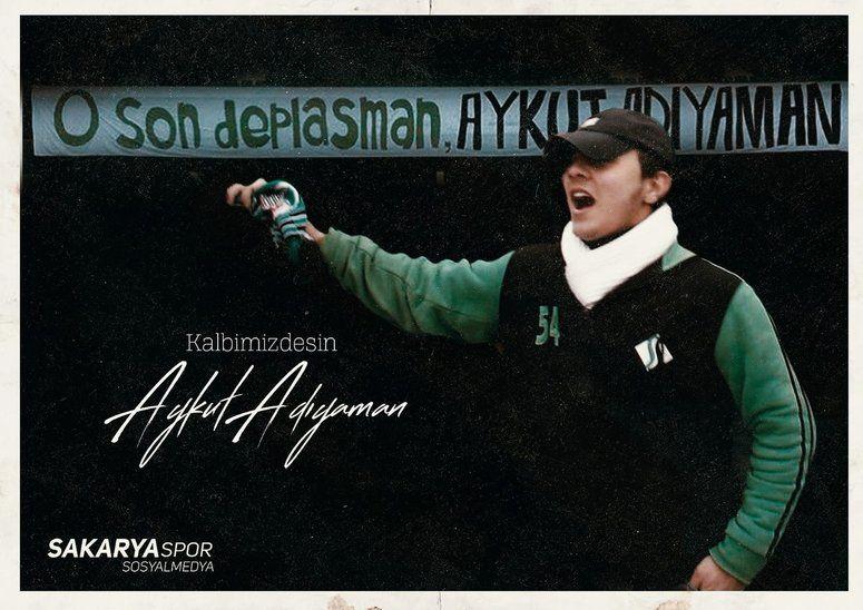 Sakaryaspor unutmadı! 11'lere sadece Aykut Adıyaman'ın ismi yazıldı