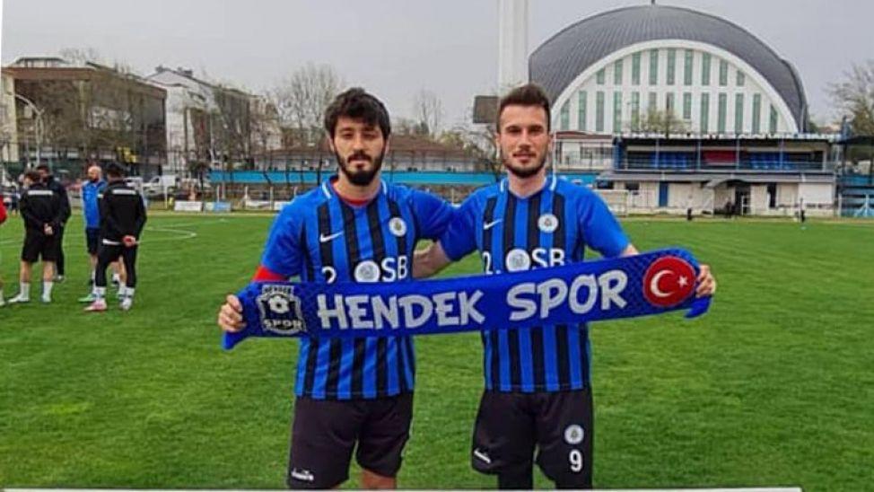 Hendekspor'da iki yeni transfer