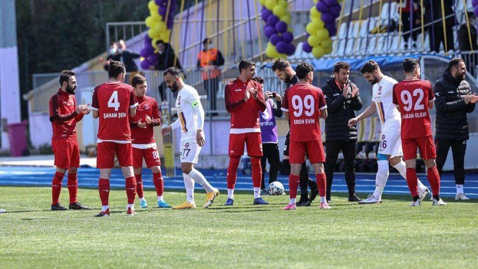 Eyüpspor TFF 1. Lig'e yükseldi