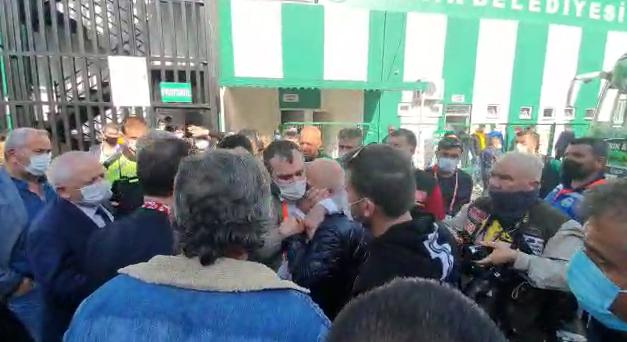 """Engin Korukır, Tv264'te o tartışmalar ile ilgili konuştu: """"Maskeden tanımadım"""""""