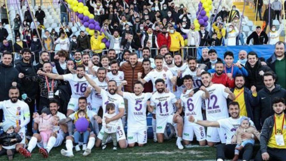 Eyüpspor'dan tüm zamanların rekorunu kırdı!