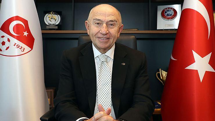 TFF Başkanı Nihat Özdemir'den küme düşme açıklaması