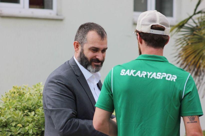 Sakaryaspor'a prim dopingi!