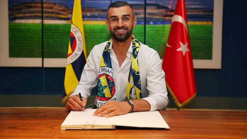 Sakaryalı gol kralı Fenerbahçe'de