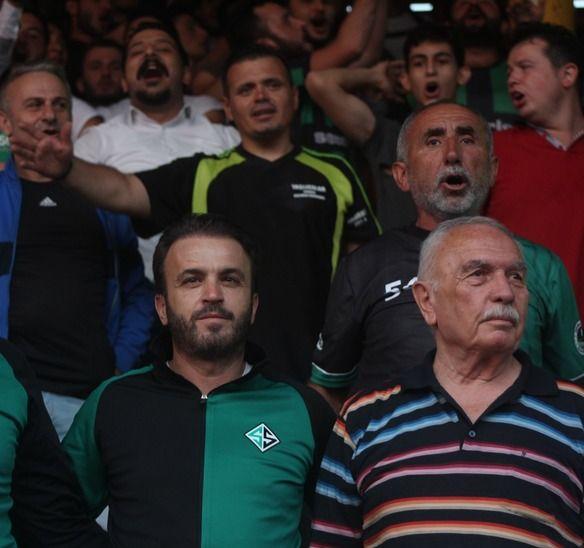 Cumhur Genç, Sakaryaspor'un 56.yılını böyle kutladı