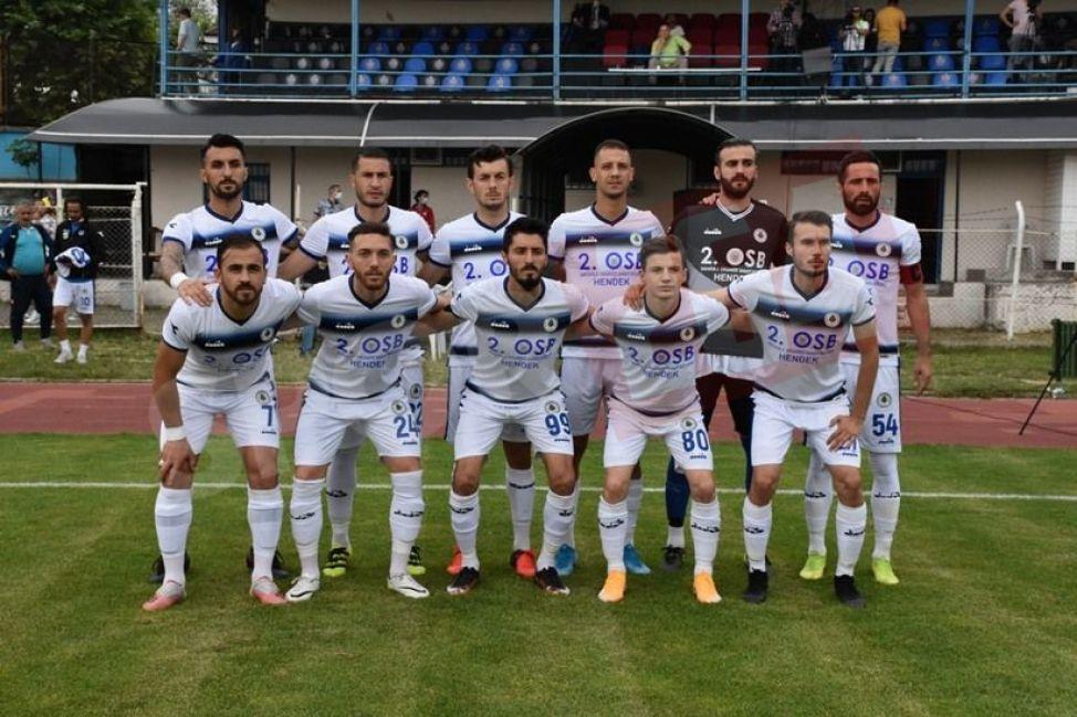 Hendekspor 3 puanı 3 golle aldı